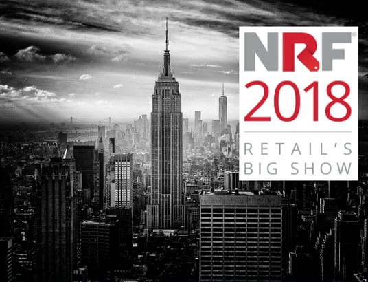 "Infogain Gets Ready to ""Revitalize Retail"" as a Gold Sponsor for Oracle at NRF's BIG Show 2018 in NYC – Meet the Retail Team at Oracle Booth #3521"