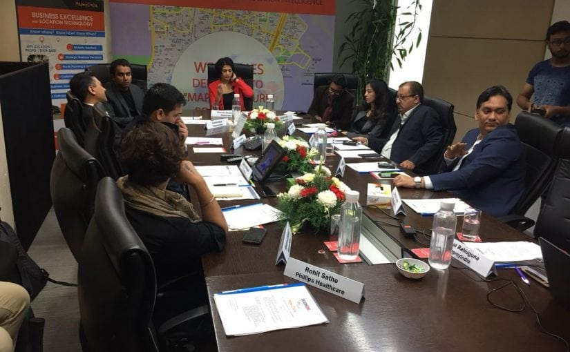 TechGig & MapMyIndia Boardroom Dialogue