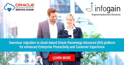 Seamless migration to cloud-based Oracle Knowledge Advanced (KA) platform for enhanced Enterprise Productivity and Customer Experience