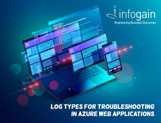 Azure Web Applications: Different Log types for Troubleshooting