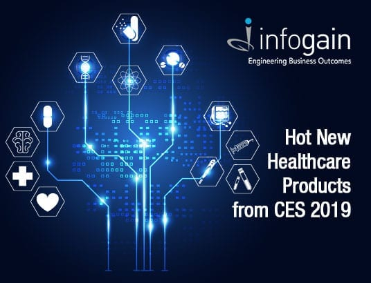 Hot New Healthcare Products from CES 2019
