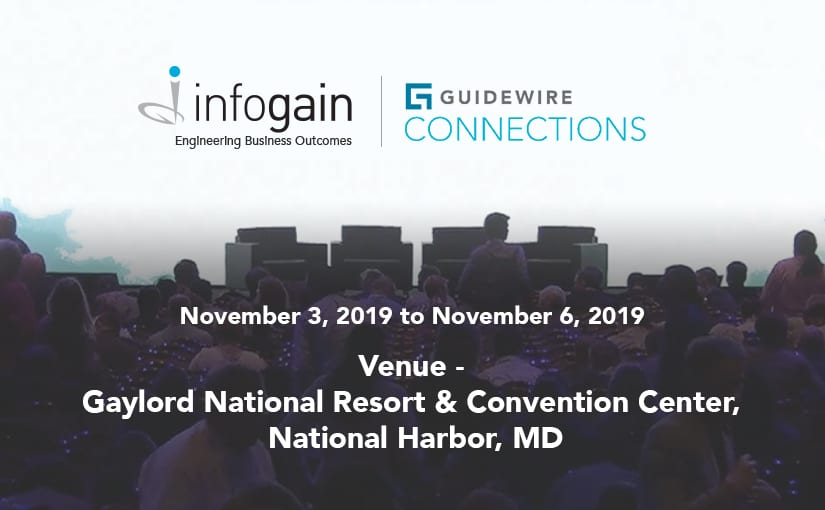 Meet our Insurance Team at the Guidewire Connections 2019