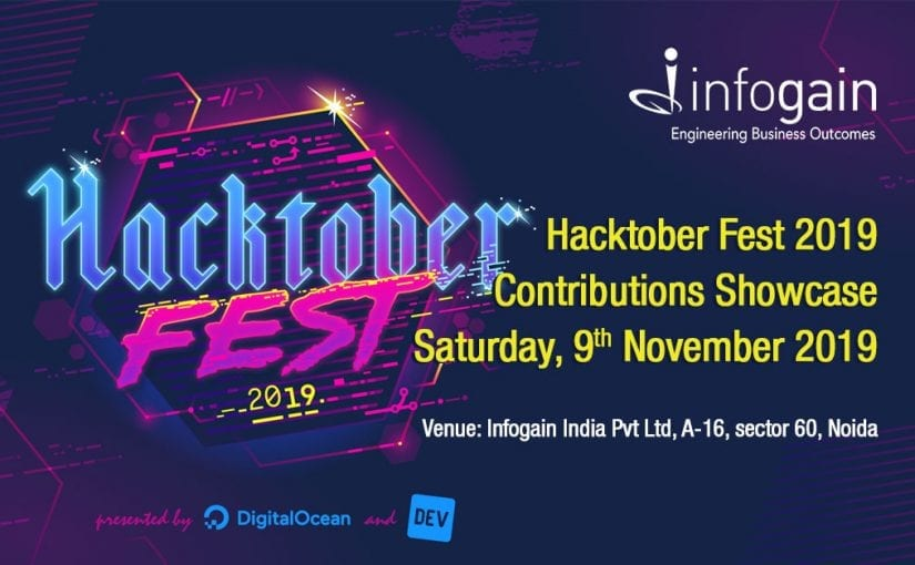 Hacktoberfest 2019 Contributions Showcase