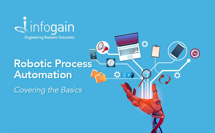Reviewing the Basics of Robotic Process Automation