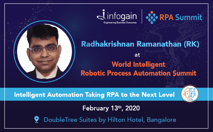 Intelligent Automation – Taking RPA to the Next Level