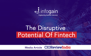 The Disruptive Potential Of Fintech