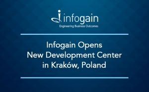 Infogain Opens New Development Center in Kraków, ...