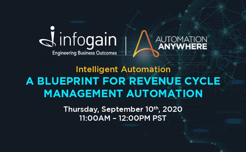 Webinar: A Blueprint for Revenue Cycle Management Automation