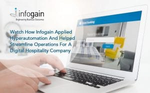 Video Case study: Infogain streamlines operations for ...