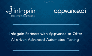 Infogain Partners with Appvance to Offer AI-driven ...