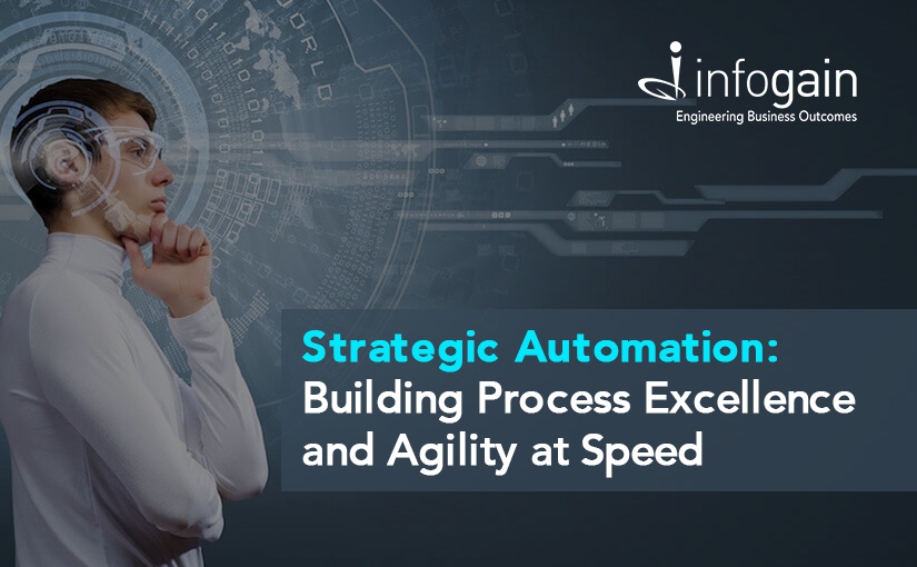 Strategic Automation: Building Process Excellence and Agility at Speed