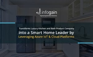 Infogain Leverages Azure IoT & Cloud Platforms ...