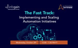 Virtual Event: Implementing and Scaling Automation Initiatives