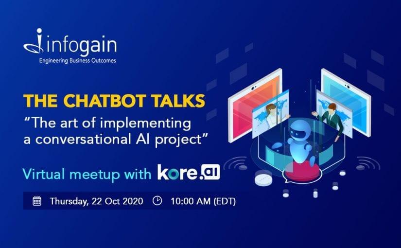 The Chatbot Talks