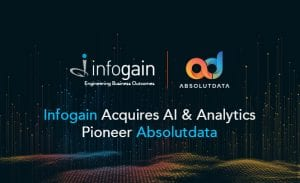 Infogain acquires Absolutdata