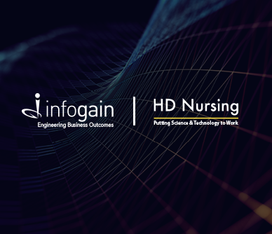 Infogain partners with HD Nursing