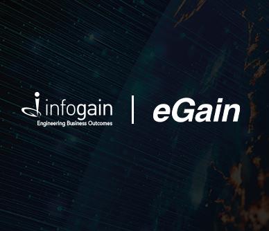 Infogain Joins eGain Partner Network