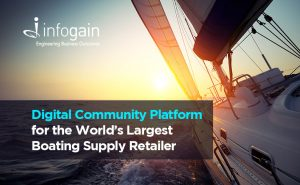 Infogain Builds Digital Community Platform for the ...
